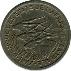 Moneda > 50francos, 1976-2003 - África Central (BEAC)  - obverse