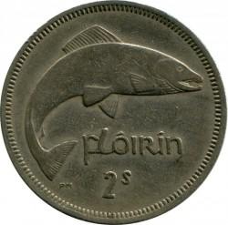 Pièce > 2shillings(florin), 1951-1969 - Irlande  - reverse