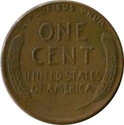Coin > 1cent, 1955 - USA  - reverse