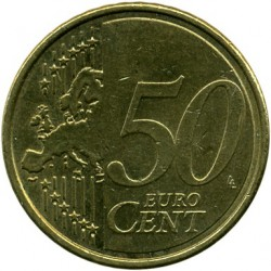 Moneta > 50eurocentų, 2007-2009 - Ispanija  - obverse