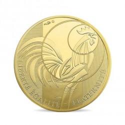 Moneda > 250euros, 2016 - Francia  (Gallo) - reverse