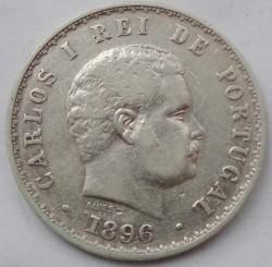 Монета > 500рейса, 1891-1908 - Португалия  - obverse