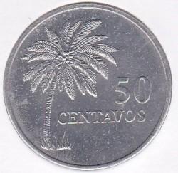 Moneta > 50centavos, 1977 - Gwinea-Bissau  - reverse
