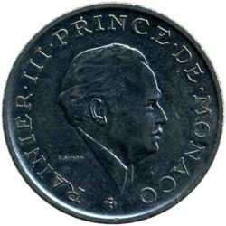 Mynt > 2francs, 1979-1982 - Monaco  - obverse
