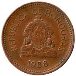 Moneta > 1centavo, 1988 - Honduras  - reverse