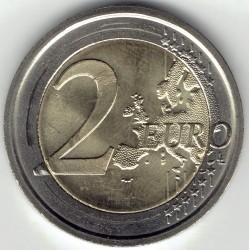 Moneta > 2euro, 2011 - Italia  (150° Anniversario - Unità d'Italia) - obverse