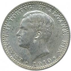 Mynt > 100reis, 1909-1910 - Portugal  - obverse