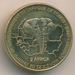 Moneta > 3000franków, 2003 - Niger  (Lew) - reverse