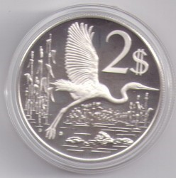 Coin > 2dollars, 1972-1986 - Cayman Islands  - obverse