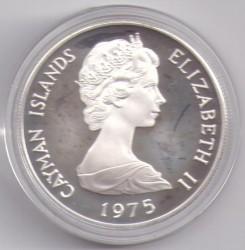 Νόμισμα > 2Δολάρια, 1972-1986 - Νήσοι Κέιμαν  - obverse