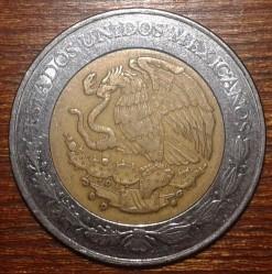 Coin > 5pesos, 2010 - Mexico  - obverse