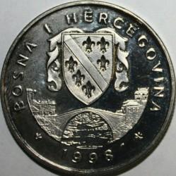 מטבע > 1סוברן, 1998 - בוסניה והרצגובינה  (Horses - Chinese horse) - obverse