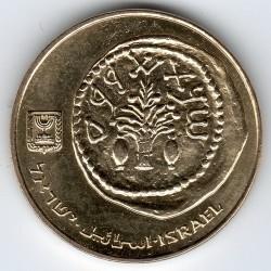 سکه > 5آگوروت, 1987-2008 - اسراییل  (Hanukkah) - obverse