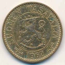 Münze > 50Mark, 1962 - Finnland  - obverse