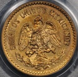 Moneta > 10pesos, 1905-1959 - Meksyk  - obverse