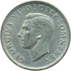 錢幣 > ½克郎, 1937-1946 - 英國  - obverse