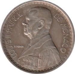 Кованица > 20франака, 1947 - Монако  - obverse