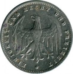 Moneta > 200markių, 1923 - Vokietija  - obverse