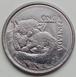 Monedă > 50cruzeiroreal, 1993-1994 - Brazilia  - obverse