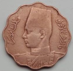 Moneta > 5milliemes, 1938-1943 - Egitto  - obverse
