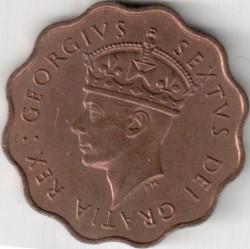 Монета > ½пиастра, 1949 - Кипр  - obverse