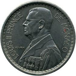 Кованица > 10франака, 1946 - Монако  - obverse