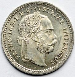 Münze > 10Kreuzer, 1868-1872 - Österreich   - obverse