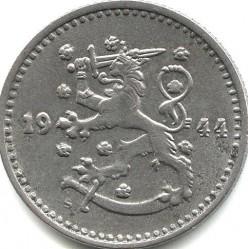 Münze > 1Mark, 1944 - Finnland  - obverse