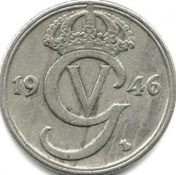 Кованица > 50ора, 1920-1947 - Шведкса  - obverse