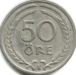 Кованица > 50ора, 1920-1947 - Шведкса  - reverse