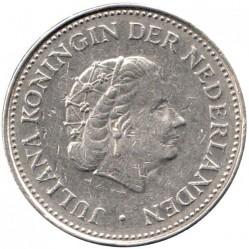 Moneta > 1fiorino, 1970-1980 - Antille Olandesi  - obverse