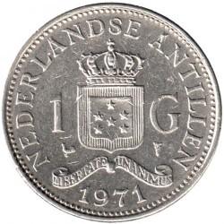 Moneta > 1fiorino, 1970-1980 - Antille Olandesi  - reverse