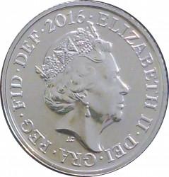 Moneta > 10pensų, 2015-2017 - Jungtinė Karalystė  - obverse
