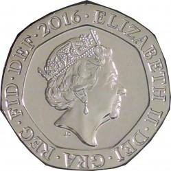 Moneta > 20pensów, 2015-2018 - Wielka Brytania  - obverse