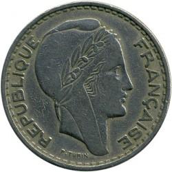 Монета > 100франков, 1950-1952 - Алжир  - obverse