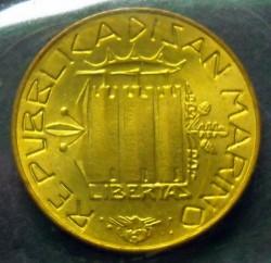 Moneda > 20liras, 1985 - San Marino  (Lucha contra las drogas) - obverse