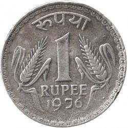 Монета > 1рупия, 1975-1979 - Индия  - reverse