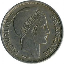 Монета > 50франков, 1949 - Алжир  - obverse