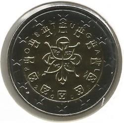 Монета > 2евро, 2008-2019 - Португалия  - obverse