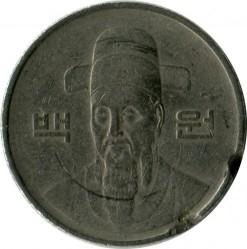Moneta > 100vonų, 1983 - Pietų Korėja  - obverse