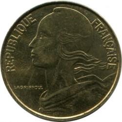 Moneda > 20céntimos, 1995 - Francia  - reverse