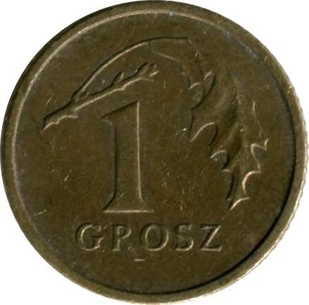 1 grosze 1999 года владей аукцион