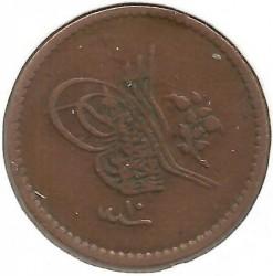 Moneda > 5para, 1839 - Imperio otomano  - obverse