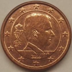Moneta > 1centesimodieuro, 2014-2018 - Belgio  - obverse
