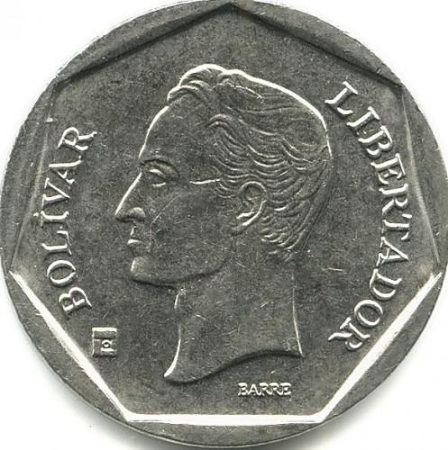 100 Bolívares 2001 2004 Venezuela