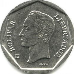Coin > 100bolívares, 2001-2004 - Venezuela  - obverse