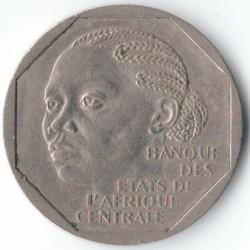 Moneta > 500franków, 1998 - Afryka Środkowa (BEAC)  - obverse