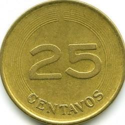 Pièce > 25centavos, 1979-1980 - Colombie  - reverse