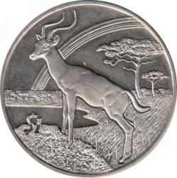 Moneta > 1dollaro, 2006 - Sierra Leone  (Animali - Impala) - reverse