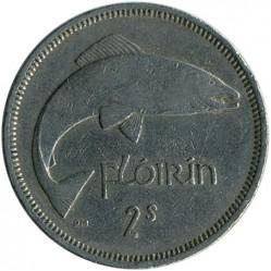 Pièce > 2shillings(florin), 1968 - Irlande  - reverse